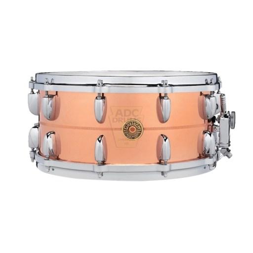Gretsch USA Solid Phosphor Bronze Snare Drum