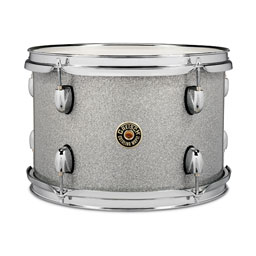 Gretsch Brooklyn 'Downbeat' Silver Sparkle Shell-Pack 1