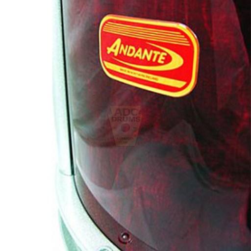 Andante-Original-Series-Tenor-Drum-badge
