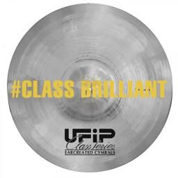 UFIP Class Brilliant Cymbals