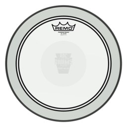 "Remo 14"" Clear Powerstroke 3 'Clear-Dot' Snare Drum Head"
