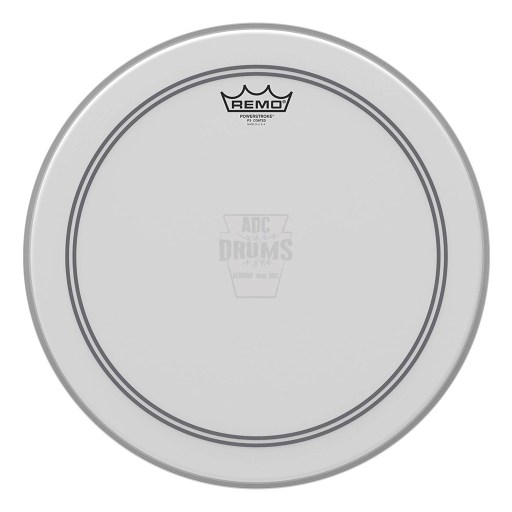 "Remo 28"" Coated Powerstroke 3 Bass Drum Head"
