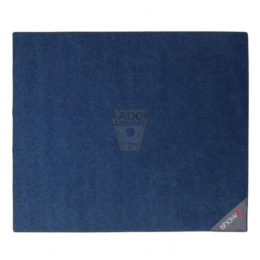 Shaw Drum Kit Mat (Blue)