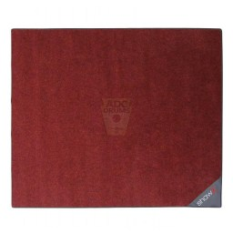 Shaw Drum Kit Mat (Red)