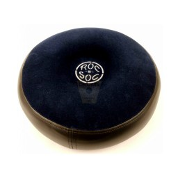 Roc-n-Soc Blue Round Seat Top