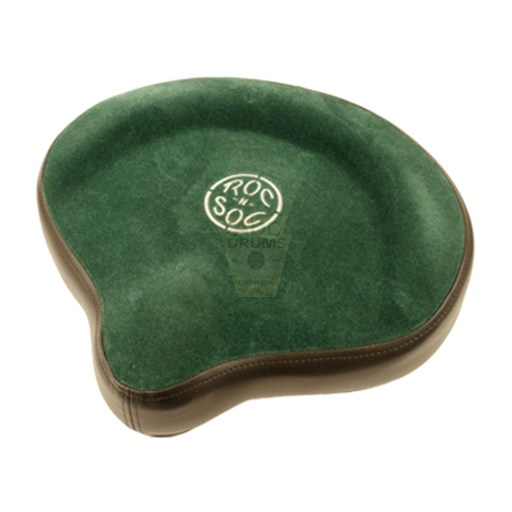 Roc-n-Soc-Green-Motorcycle-Seat-Top
