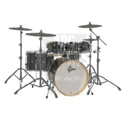 Gretsch Catalina Maple 7-Piece_Black_Stardust