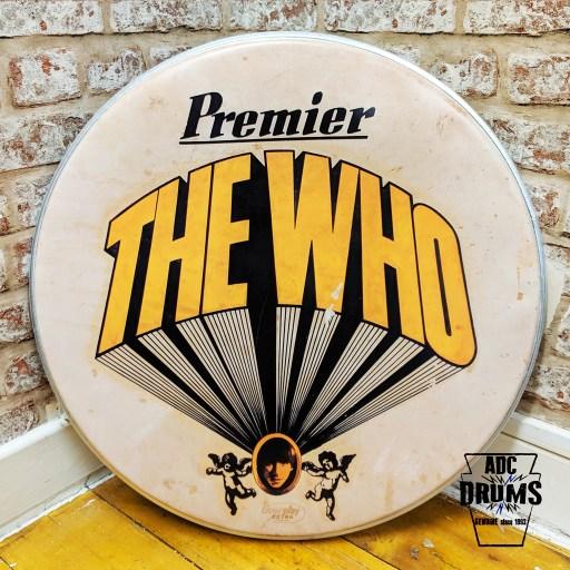 Custom Bass Drum Head