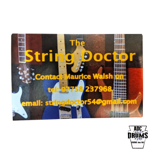 String Doctor Specialist Guitar & Stringed Instrument Repairs