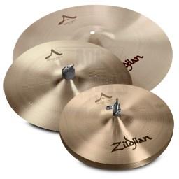 Zildjian_A_3-piece_cymbal_set