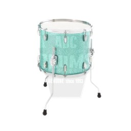 "Gretsch Renown Floor Tom: 16"" x 16"" in Turquoise Premium Sparkle"