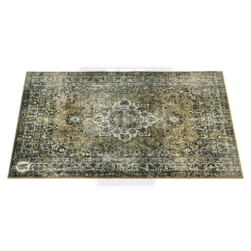 DRUMnBASE_Vintage_Persian Stage Mat Green