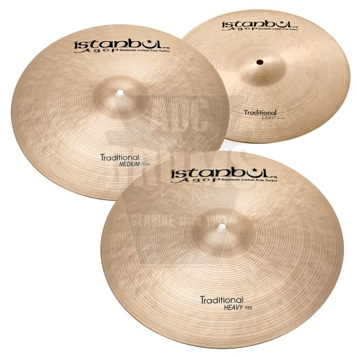 Istanbul Traditional Cymbal Set