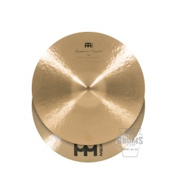 Meinl Symphonic 16-inch Thin Clash Cymbals#1