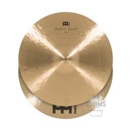 Meinl Symphonic 18-inch Heavy Clash Cymbals#1