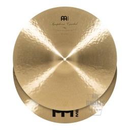 Meinl Symphonic 20-inch Thin Clash Cymbals#1