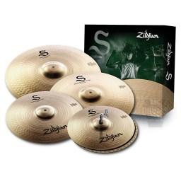 Zildjian S Performer S390 cymbal set