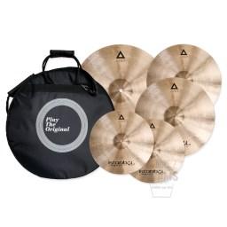 Istanbul XIST 4-piece cymbal set