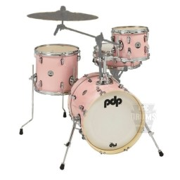 PDP New Yorker shell-pack in Pale Rose Sparkle