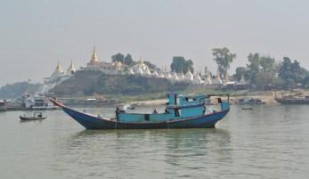 On the Ayeyarwady River