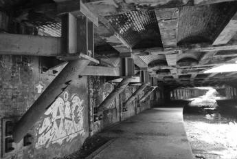 Botanic Gardens abandoned ghost railway station