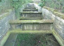 Abandoned Botanic Gardens Railway Station.