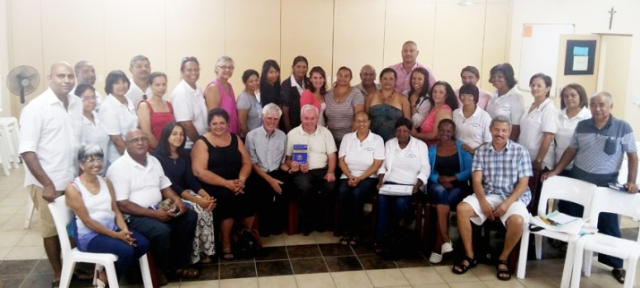 Catechetics policy roll-out for Kleinvlei and Kuil's River parishes