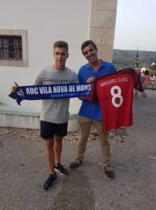 Miguel Luis e David Carvalho - Vila Nova de Monsarros, Portugal