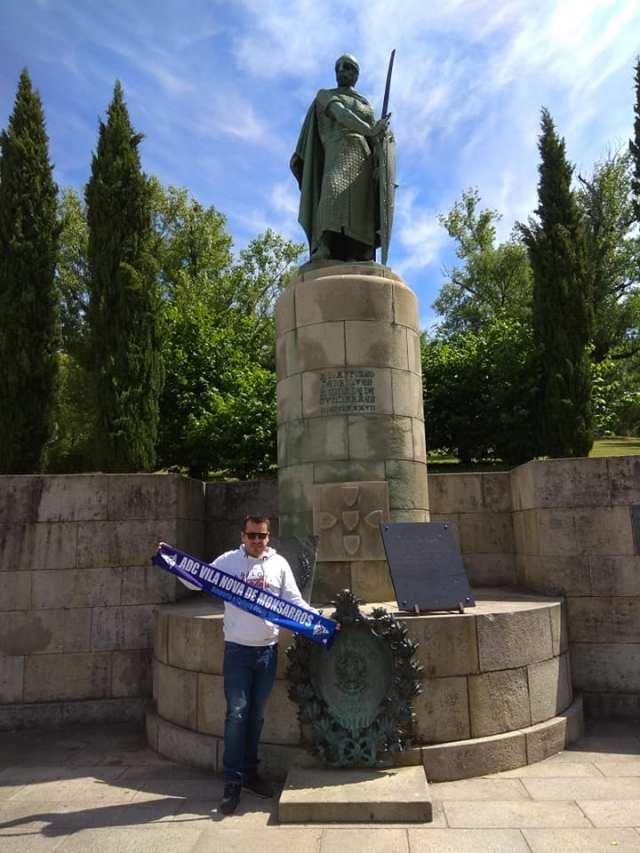 Sérgio Falcão - Guimarães, Portugal
