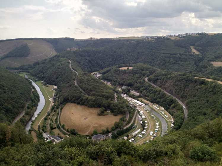 Trekking - Luxembourg - hiking - backpack - Lee trail