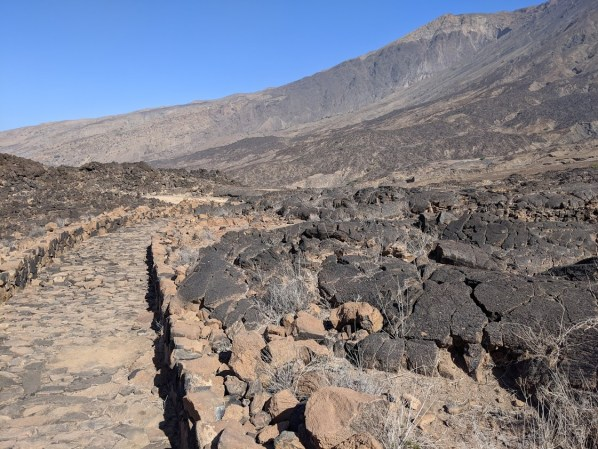 Tarrafal to Monte Trigo