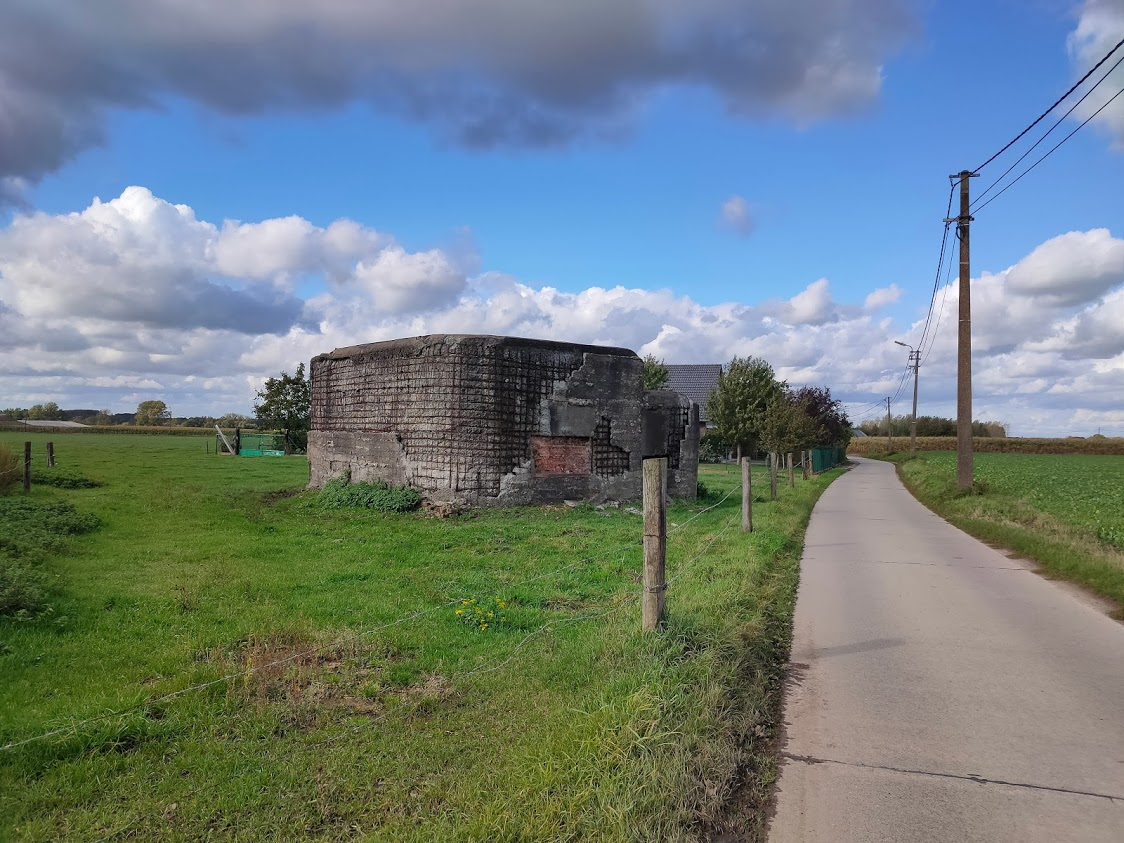 De Bunker Wandelroute