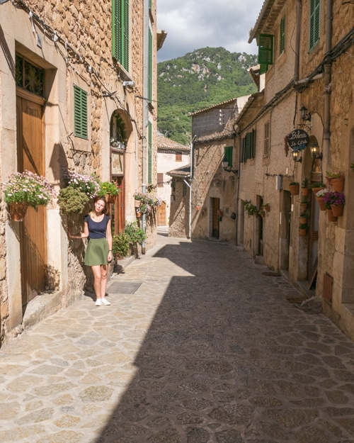 Roadtrip langs de westkust van Mallorca - Deia