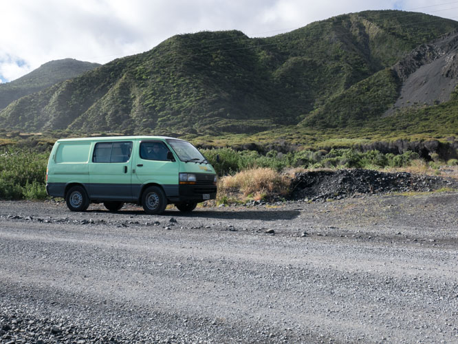 roadtrip in nieuw-zeeland
