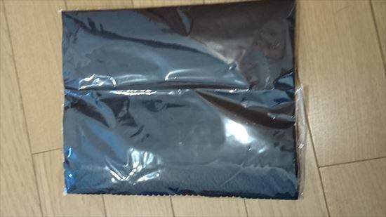 アウローラのフォーマルサブバッグ慶事両用A4横型 梱包された状態