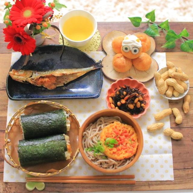 節分メニューや献立で人気レシピを主菜や副菜別に紹介!恵方巻以外なら?