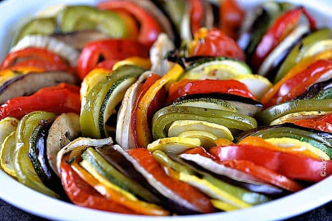 Zucchini Ratatouille Recipe