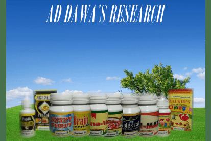 obat herbal ad dawa