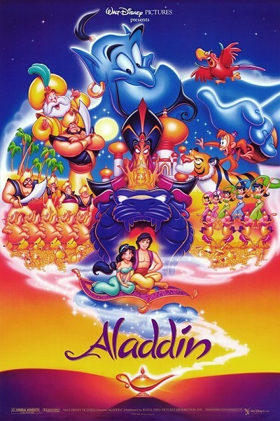 Cartoon Pictures For Aladdin 1992 BCDB
