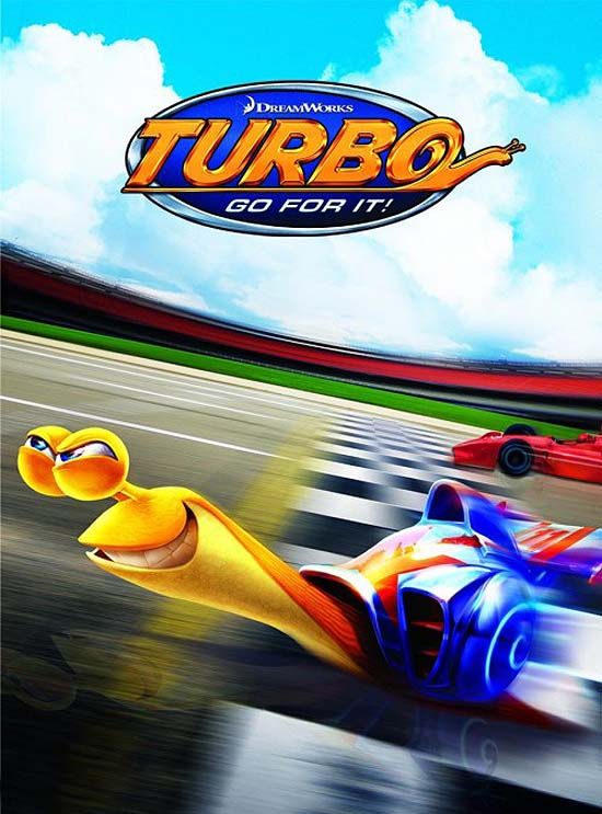 Turbo Turbo Go For It 2013 Feature Length Theatrical
