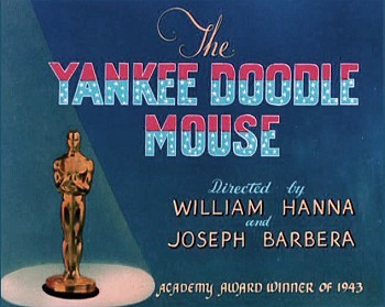 Cartoon Pictures And Video For The Yankee Doodle Mouse