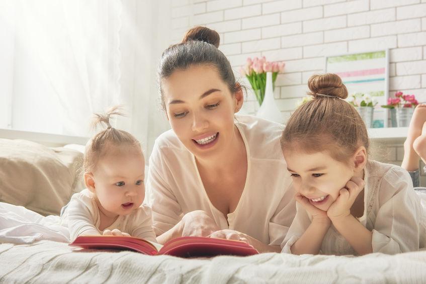 如何營造歡樂的幼兒閱讀時光