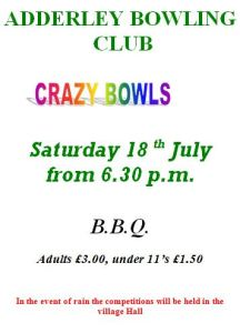 crazy bowls