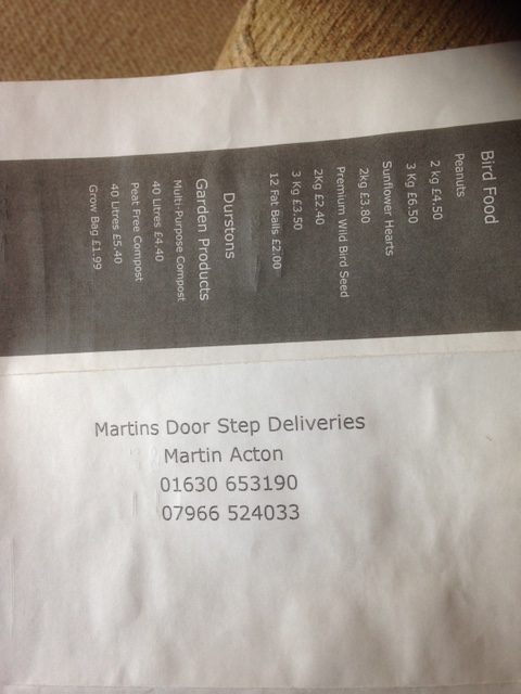 Photo of Martin Actons Contact Information