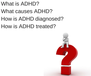 What is ADHD- What causes ADHD-How is