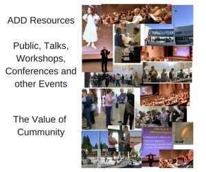 0 1 Talks, Workshops