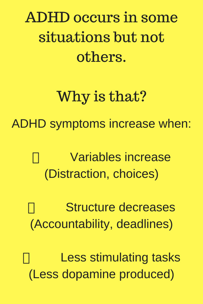 ADHD Tips for You and your Family - ADD freeSources
