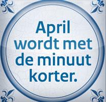 april-wordt-korter