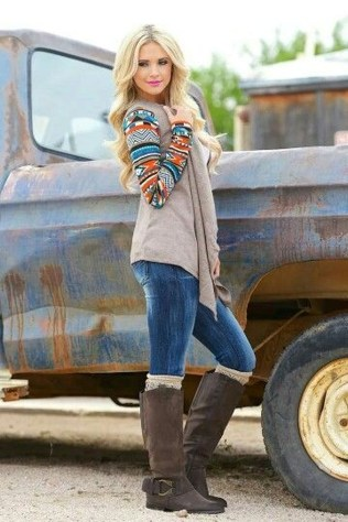 Adorable And Lovely Fall Outfits Ideas To Stand Out From The Crowd13