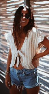 Affordable And Cheap Summer Outfits Ideas31